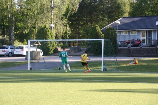 Arman Ashtiani rullar in 1-o till Horda (foto: Ronny Ulvedalen)