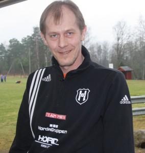 Roy Gunnarsson ser med tillförsikt fram mot division 6-säsongen (Foto: Torsten Lindberg)