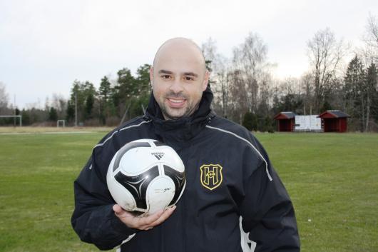 Hordas nye tränare: Sorin Marin.