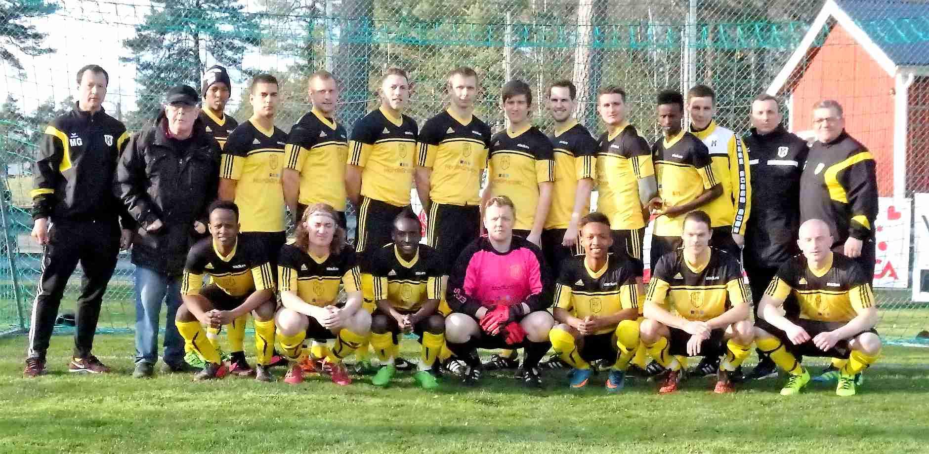 Horda AIK:s A-lag 2016