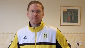 Fredrik Unbeck, ny tränare i Horda AIK