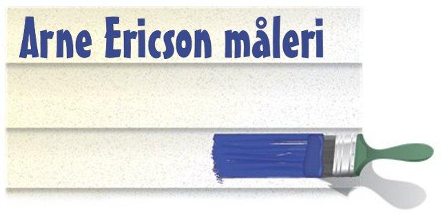 Logotyp för Arne Ericson Måleri