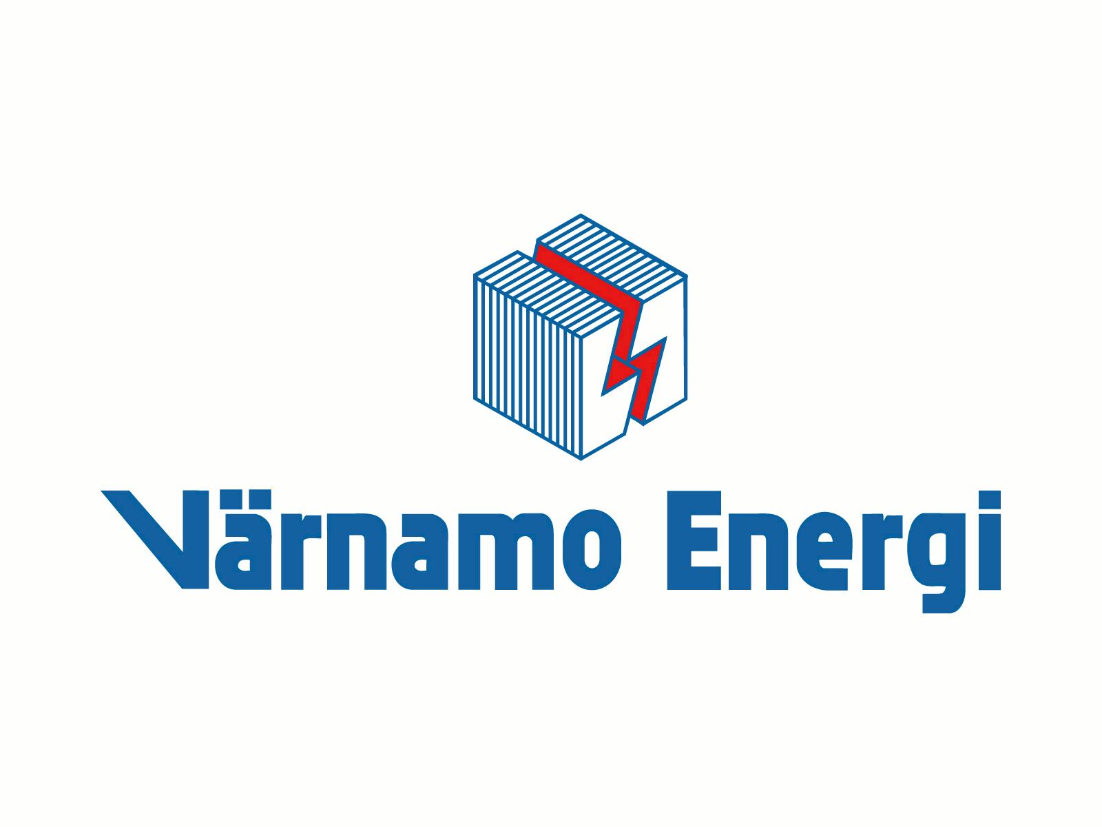 Logotyp för Värnamo Energi