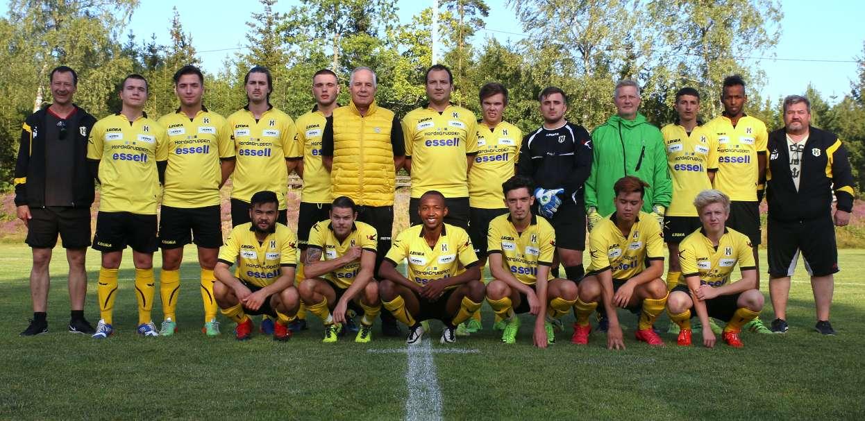 Lagbild på Horda AIK 2017